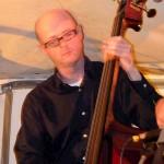 Hugh, bass player in Blueflint and Longway 2010