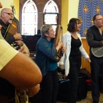 The Big Bluegrass Gospel Service, St. Ninian's Kirk 2010