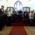 The Big Bluegrass Gospel Service, St. Ninian's Kirk 2010