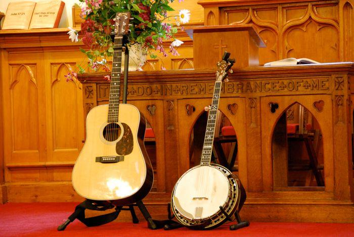 Bluegrass Gospel Service