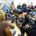 Ethan Ballinger's Mandolin Workshop