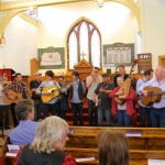 MMBF Big Bluegrass Gospel Service 2013