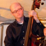 Hugh, bass player in Blueflint and Longway 2010