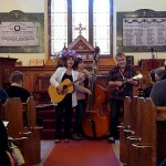 New Redwing at The Big Bluegrass Gospel Service, St. Ninian's Kirk 2010