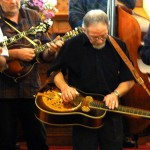 Roger Williams at The Big Bluegrass Gospel Service, St. Ninian's Kirk 2010