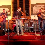 The Woodshed Allstars at Bluegrass Connections 2011
