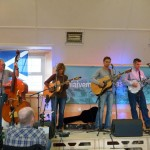 The Ballinger Family Band and Mike Whitehead