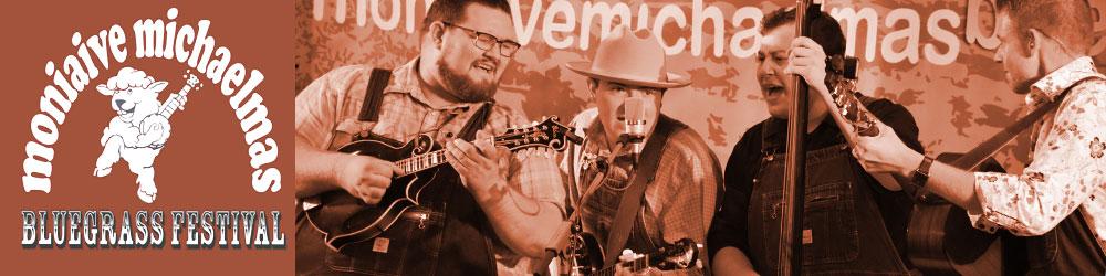 Moniaive Michaelmas Bluegrass Festival